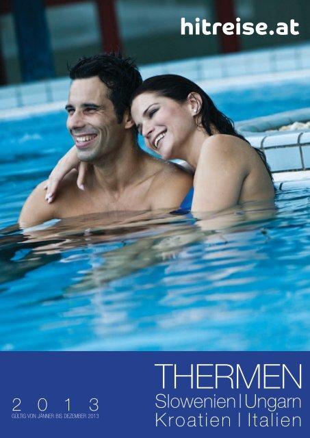 Katalog Thermen 2013 - HITREISE