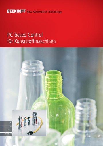 PC-based Control für Kunststoffmaschinen - download - Beckhoff