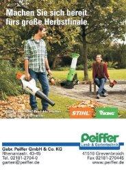 Unser STIHL Herbst - Prospekt als PDF