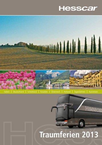 Hesscar_Reiseprogramm_2013.pdf - Hesscar AG