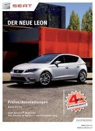 DER NEUE LEON - Motorline.cc