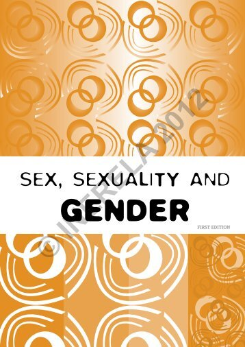 Sex, Sexuality and Gender