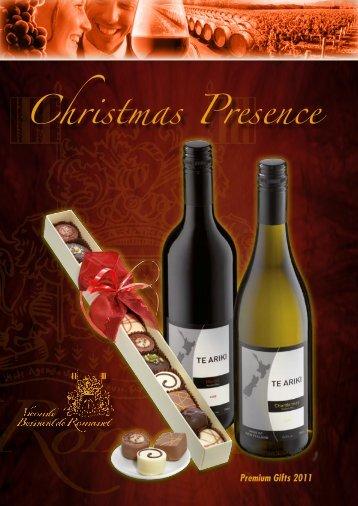 Christmas Presence -  Romanet