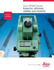 TPS800 Brochure - Hixon Manufacturing and Supply
