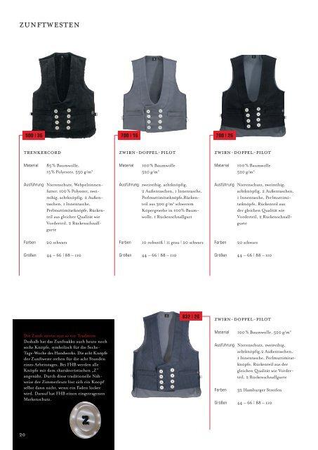 Kleidung für die Zunft - Beinbrech