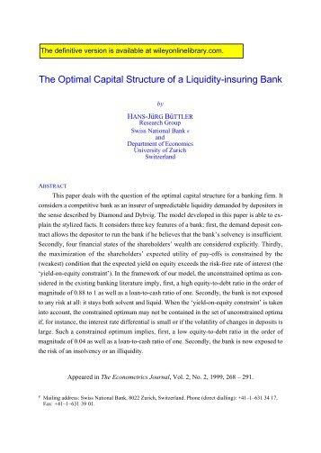 Capital Structure/e