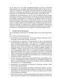Erläuternder Bericht zur Änderung der Verordnung zur Reduktion ... - Seite 6