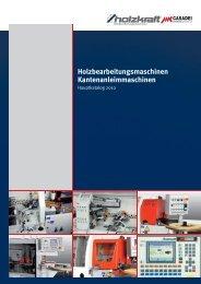 PDF Katalog 4.8 Mb - HK Maschinentechnik