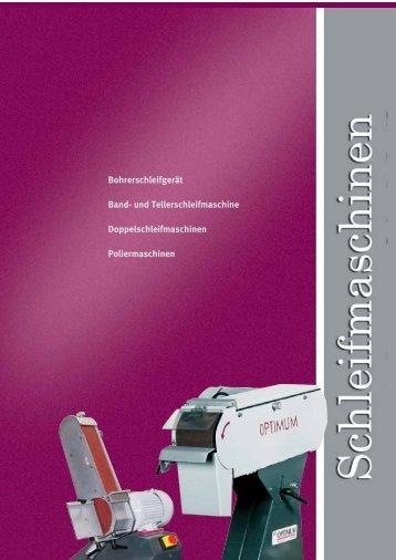 PDF Katalog 3.3 Mb - HK Maschinentechnik