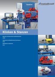 Klinken & Stanzen - HK Maschinentechnik
