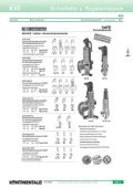 K03-Sicherheits- u. Regelarmaturen - HK Maschinentechnik - Page 5