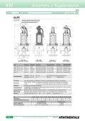 K03-Sicherheits- u. Regelarmaturen - HK Maschinentechnik - Page 6