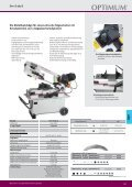 Metallbandsägen Metallkreissägen - HK Maschinentechnik - Seite 4