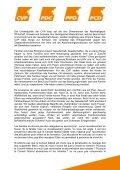 Medienmappe - CVP Schweiz - Page 6