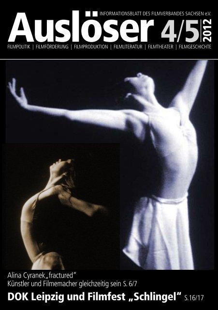 Download Ausgabe 4/ 5 2012 - Filmverband Sachsen eV