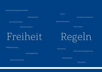 Workshops Regeln - Bayreuther Dialoge
