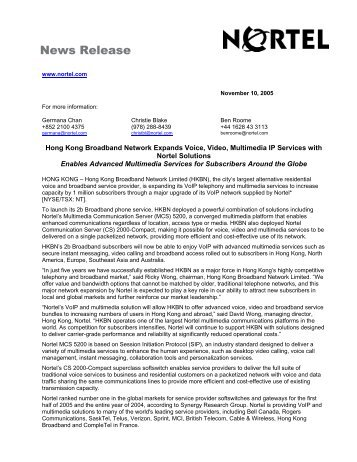 news release nev comm Listen to Messages On Nortel Phone Systems Key to Function nortel phone system guide