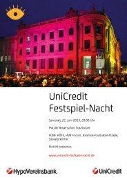 Programm nach Spielstätten - Bayerische Staatsoper