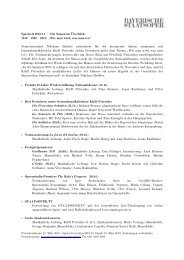 Spielzeit 2013-14 Übersicht kurz - Bayerische Staatsoper