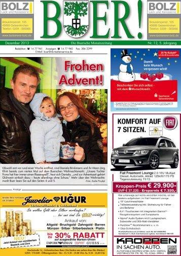 In BUER! - NB Medienservice