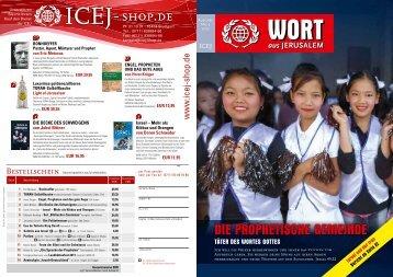 Ausgabe Nr. 03/2012 - ICEJ