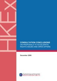 consultation conclusions on proposals to accelerate rights issues ...