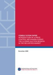 Consultation Paper on Introduction of a Price Control Mechanism ...