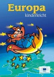 Europa kinderleicht! Das Heft. - Stadt Nürnberg