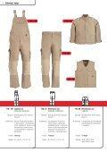 Katalog Arbeitskleidung 2009 - Beinbrech - Page 5