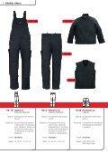 Katalog Arbeitskleidung 2009 - Beinbrech - Page 7