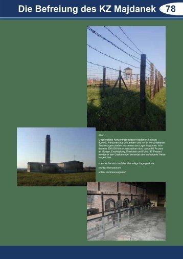 Die Befreiung des KZ Majdanek 78 - Via Regia