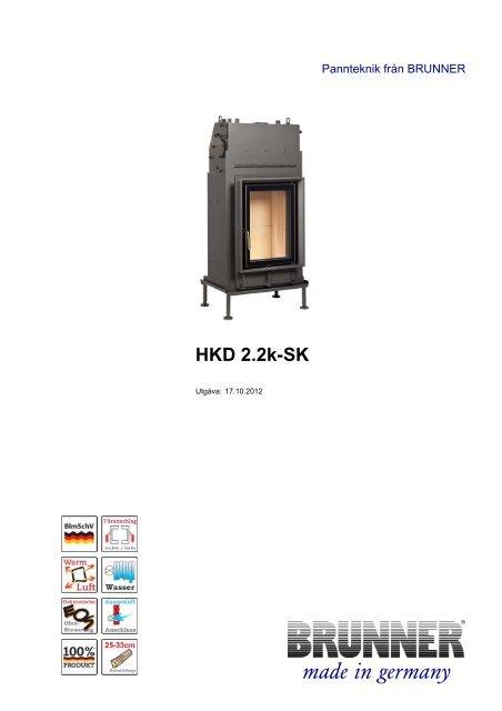 HKD 2.2k-SK made in germany - Brunner