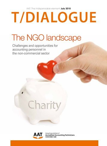 The NGO landscape - Hong Kong Institute of Accredited Accounting ...