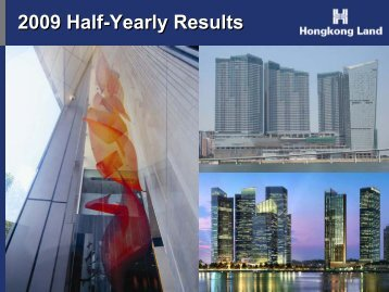 2009 Half-Yearly Results - Hongkong Land