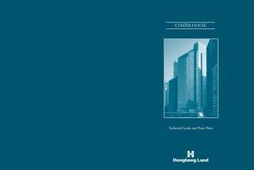 Technical Guide and Floor Plans - Hongkong Land
