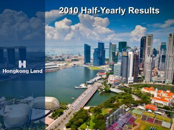 2010 Half-Yearly Results - Hongkong Land
