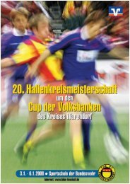 Programmheft 2008 [pdf] (Vollversion: 2,1 MB) - zur 25. Volksbank ...