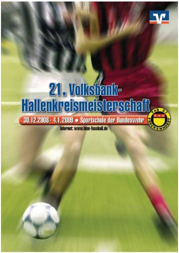 Programmheft 2009 [pdf] (Vollversion: 2,4 MB) - zur 25. Volksbank ...
