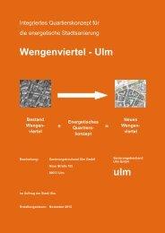 Integriertes Quartierskonzept für die energetische Stadtsanierung ...