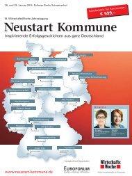 Neustart Kommune - Deutscher Städte- und Gemeindebund
