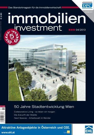 immobilien investment 04-2013.pdf - DMV - della lucia medien ...
