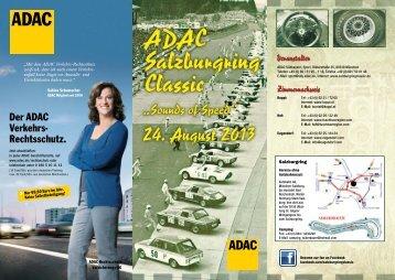 Der ADAC Verkehrs- Rechtsschutz.