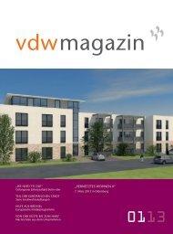 Magazin downloaden - VdW