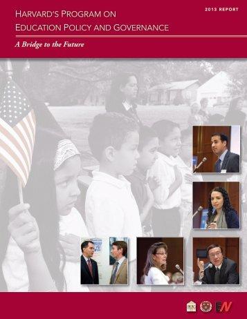 Download a PDF copy - Harvard Kennedy School - Harvard University