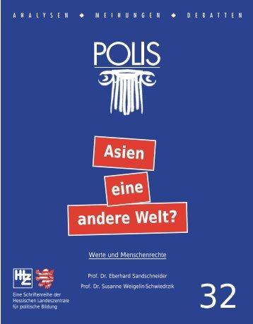 Polis 32 - Hessische Landeszentrale für politische Bildung