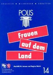 Polis 14 - Hessische Landeszentrale für politische Bildung