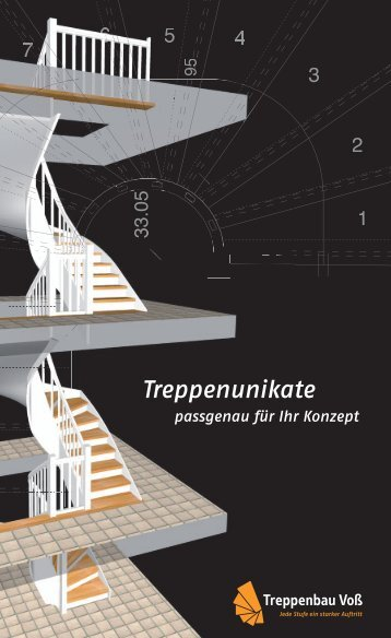 Download Architektenkatalog - Treppenbau Voss