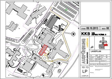 KKB 1.BA D 001 Planunterlagen - HKA