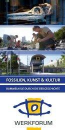 FOSSILIEN, KUNST & KULTUR - Holcim Süddeutschland