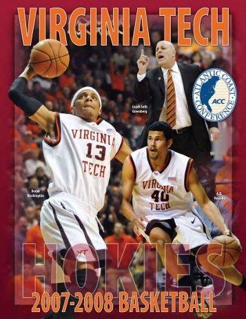 Deron Washington AD Vassallo Coach Seth Greenberg - HokieSports